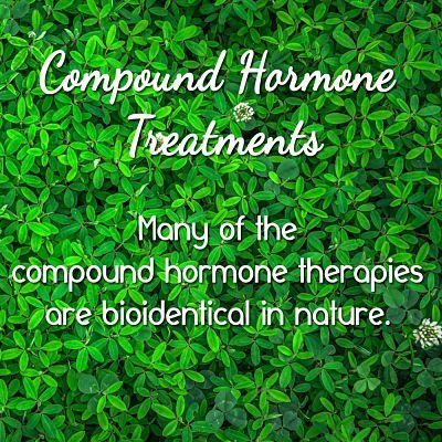 What Are Compound Hormone Treatments?